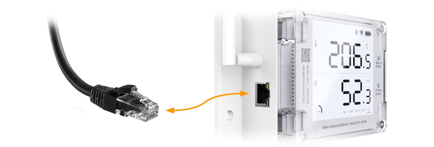 RJ45 * intégré, connexion réseau sans souci