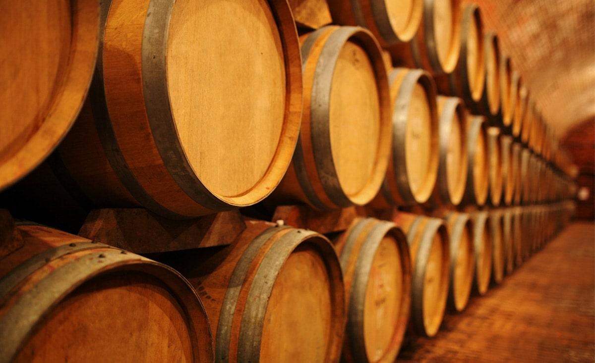 Surveillance industrielle - Cave à vin
