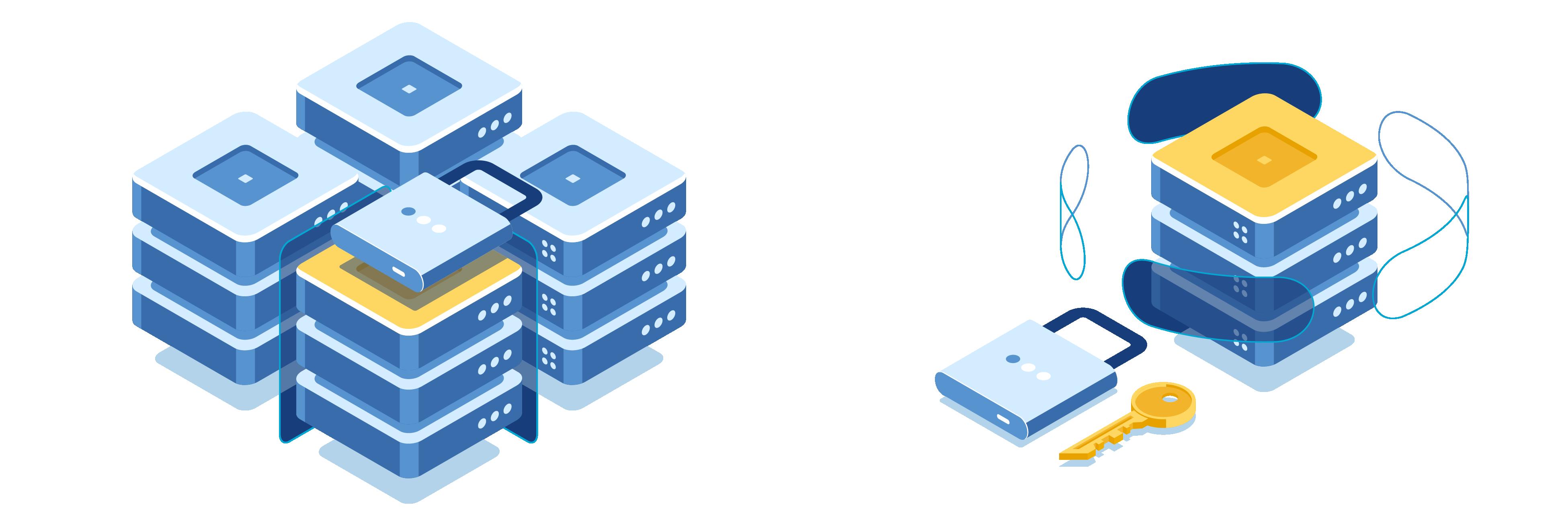 Independent Data Storage