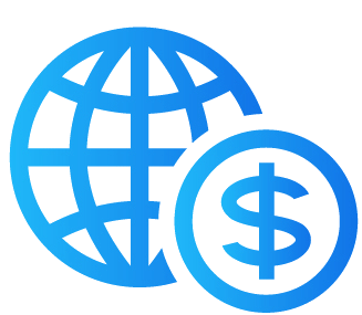 Worldwide iconsn