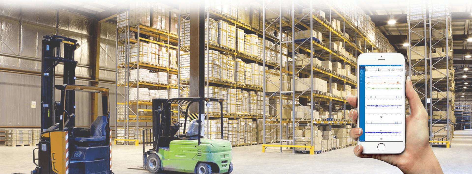 warehouse humidity