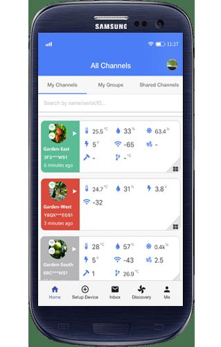 Data Sharing App