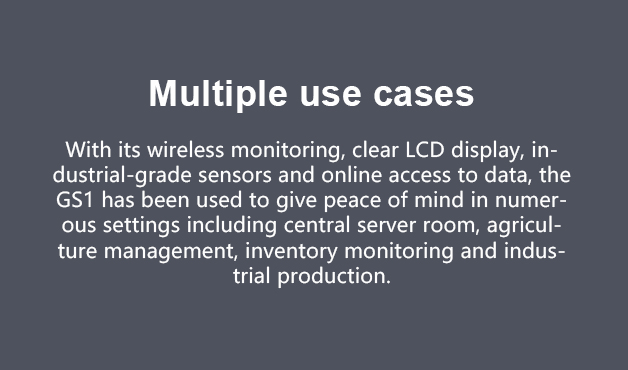 use cases of industrial temperature sensor