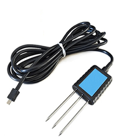 Soil Temperature and Humidity Probe